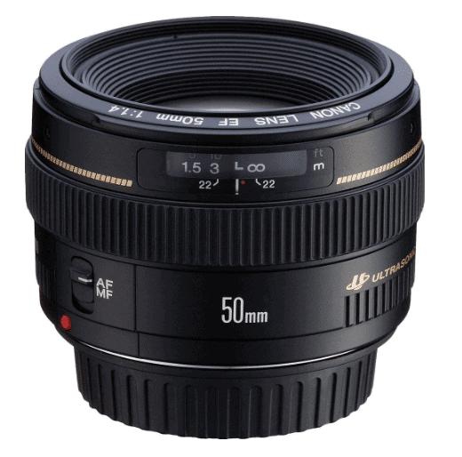 50mm 1.4 lens (FAVE)