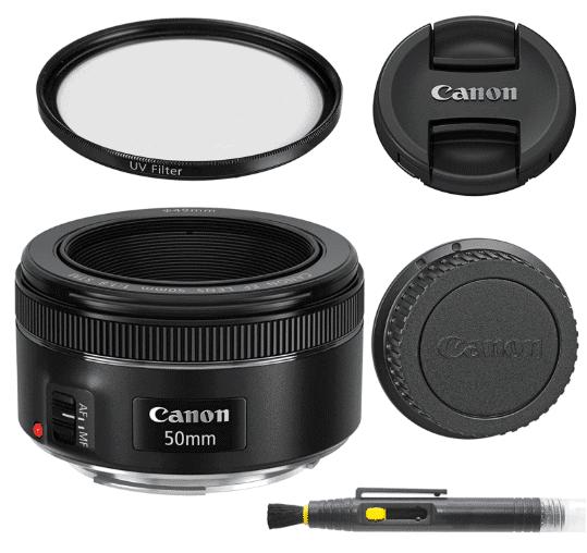 50mm 1.8 Lens